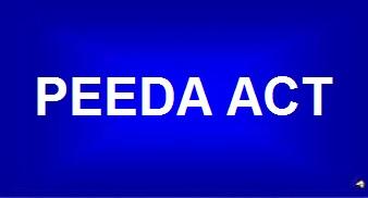 PEEDA ACT 2006 IN URDU EBOOK DOWNLOAD
